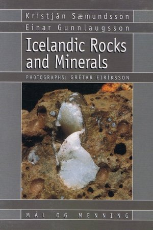 Icelandic Rocks And Minerals Forlagid