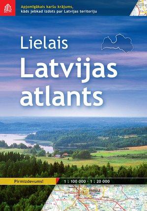 Letland atlas
