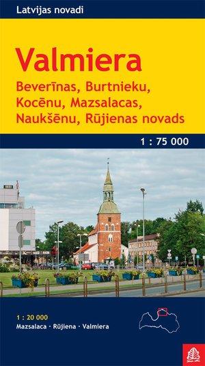 Valmiera & omgeving