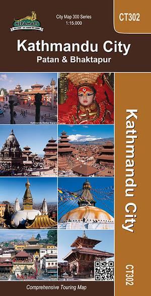 Kathmandu Patan Bhaktapur 15d Nepa