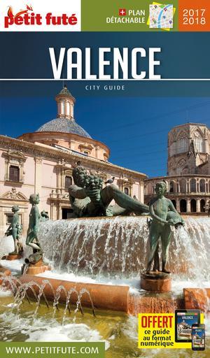 Valence 17 +stadsplan