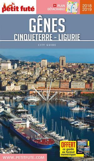 Gênes 18-19 Ligurie + plan