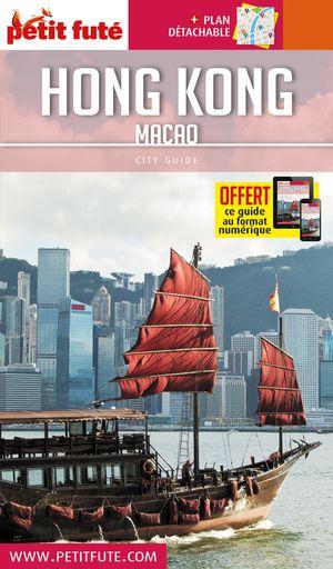 Hong Kong 18-19 petit futé Canton Macao + plan