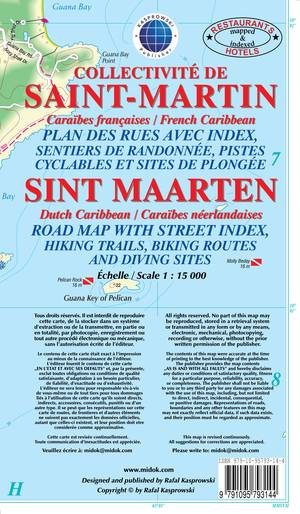 Saint-martin/sint Maarten (french And Dutch Caribbean)
