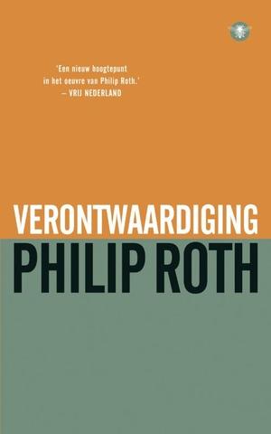 Verontwaardiging van Philip Roth