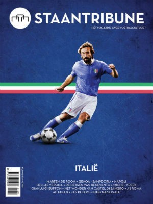 Staantribune 17 - Italie