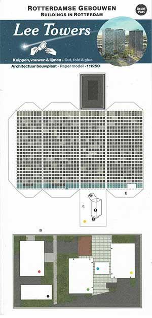 Bouwplaat Lee Towers