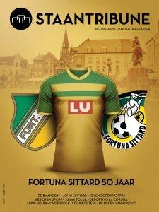 Staantribune 19 - Fortuna Sittard 50 jaar