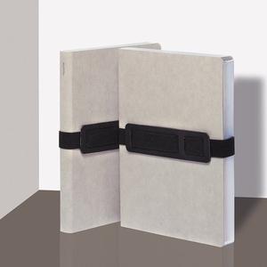 Nuuna Voyager Grey L Notebook