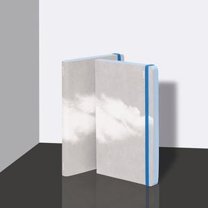 Nuuna Cloud M Blue Notebook