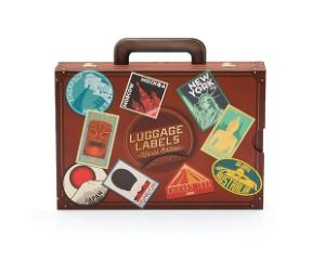 Luckies Luggage Labels