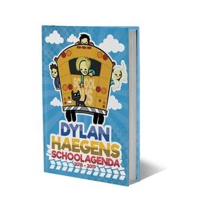 DYLAN HAEGENS TEAM SCHOOLAGENDA 1X14,99 - BTS 18-19
