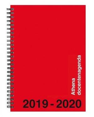 Athena Docentenagenda 2019-2020