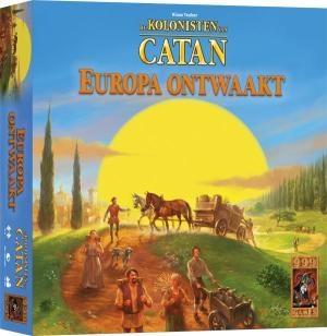 De Kolonisten van Catan - Europa Ontwaakt