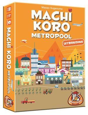 Machi Koro - Uitbreiding Metropool