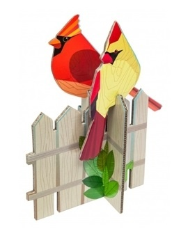 Pop Out Cardinals