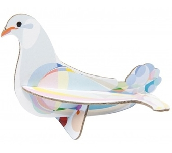 Pop Out Dove