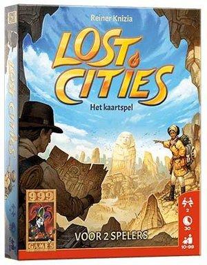 Lost Cities - Het kaartspel