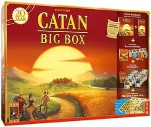 Catan Big Box - Jubileumeditie