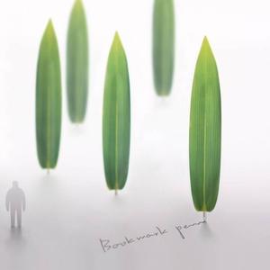 Boekenlegger Pen Bamboe