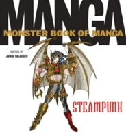 Monster Book Of Manga Steampunk