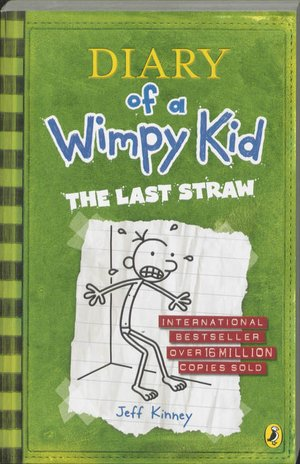 Last Straw (diary Of A Wimpy Kid Book 3)