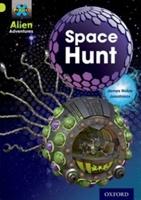 Project X: Alien Adventures: Lime: Space Hunt