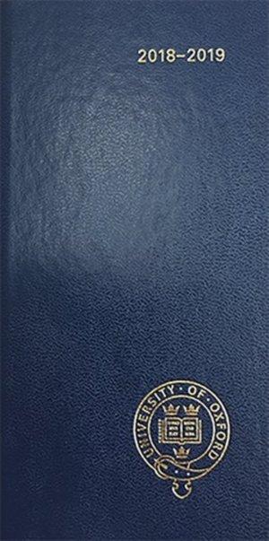 Oxford University Pocket Diary 2018-2019