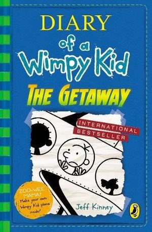 Diary of a Wimpy Kid 12. The Getaway