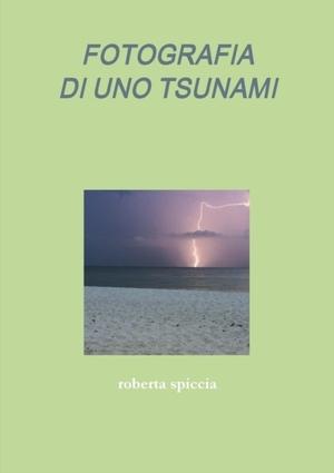 Fotografia Di Uno Tsunami