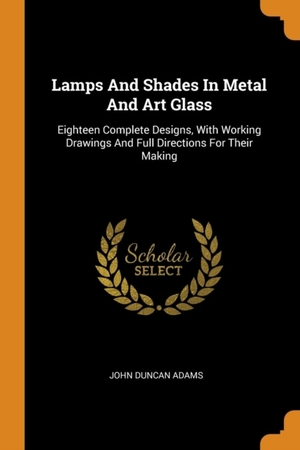 Lamps And Shades In Metal And Art Glass