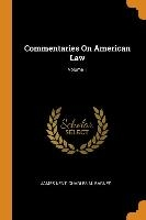 Commentaries On American Law; Volume 1