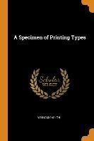 Specimen Of Printing Types