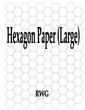 Hexagon Paper (large)