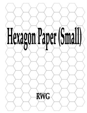 Hexagon Paper (small)
