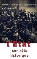 L'etat, Son R Le Historique