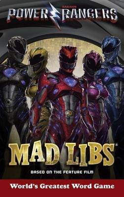 Power Rangers Mad Libs