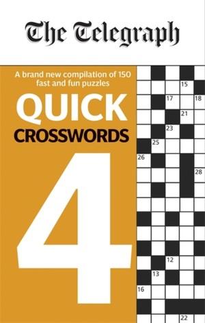 Telegraph Quick Crosswords 4