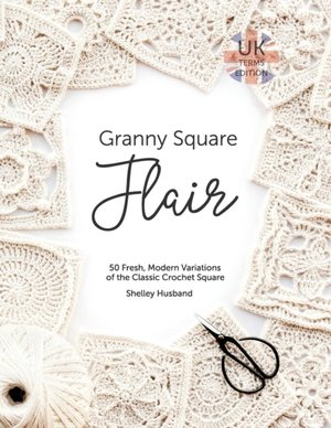 Granny Square Flair Uk Terms Edition