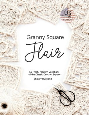 Granny Square Flair Us Terms Edition