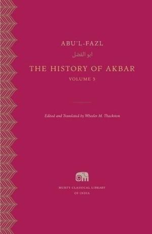History Of Akbar, Volume 5