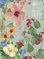 Royal Horticultural Society Desk Diary 2019