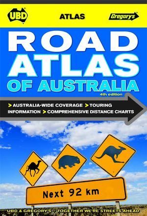 Road Atlas of Australia