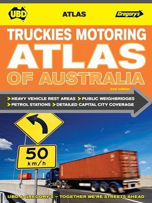 Truckies Motoring Atlas of Australia