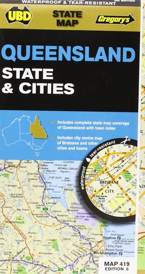 Queensland State & Cities