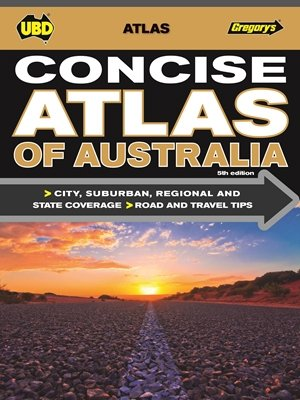 Concise Atlas of Australia