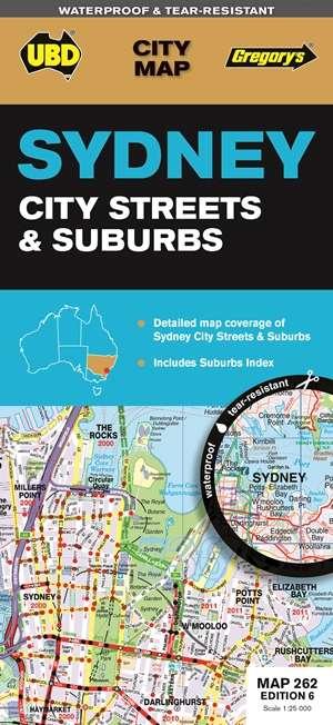 Sydney City Streets & Suburbs