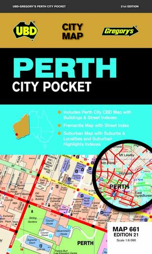 Perth Pocket 1 : 115 000