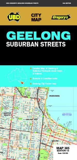 Geelong Suburban Streets