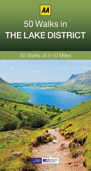 Lake District 50 walks guide